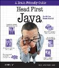 Head First Java 2ND Edition Cover