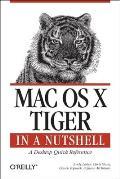 Mac OS X Tiger; in a nutshell, 3d ed