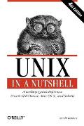 Unix in a Nutshell 4TH Edition