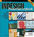 Indesign Production Cookbook (Cookbooks) Cover