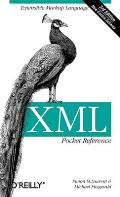 Xml Pocket Reference 3RD Edition Cover