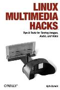 Linux Multimedia Hacks (Hacks) Cover