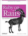 Ruby On Rails Up & Running 1st Edition