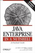 Java Enterprise In A Nutshell 3rd Edition Covers J2EE 1.4