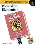 Photoshop Elements 4: The Missing Manual (Missing Manuals)