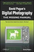 David Pogues Digital Photography The Missing Manual