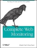 Complete Web Monitoring Watching Performance Users & Communities