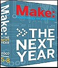 MAKE Magazine the Second Year 4 Volumes