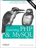 Learning PHP & MySQL 2nd Edition
