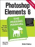 Photoshop Elements 6: The Missing Manual Cover