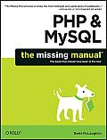 PHP & MySQL The Missing Manual 1st Edition