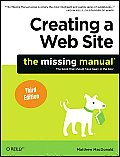 Creating a Web Site: the Missing Manual (2ND 08 - Old Edition)