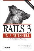 Rails 3 in a Nutshell: A Desktop Quick Reference (In a Nutshell)