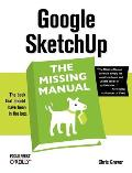 Google SketchUp: The Missing Manual Cover