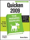 Quicken 2009 (Missing Manual)