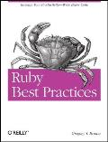 Ruby Best Practices Cover