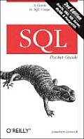 Sql Pocket Guide (2ND 06 - Old Edition)