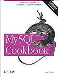 MySQL Cookbook 2nd Edition