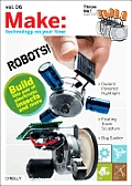 Make: Technology on Your Time #06: Make: Technology on Your Time Volume 06 Cover