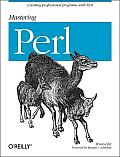 Mastering Perl 1st Edition