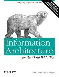 Information Architecture for the World Wide Web: Designing Large-Scale Web Sites Cover