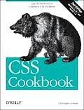 CSS Cookbook 2nd Edition