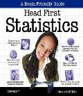 Head First Statistics (Head First) Cover