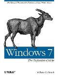 Windows 7 The Definitive Guide