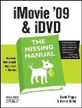 iMovie '09 & iDVD (Missing Manual) Cover