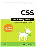 CSS the Missing Manual 2nd Edition