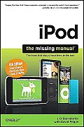 iPod: The Missing Manual (Missing Manual) Cover
