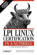 Lpi Linux Certification in a Nutshell (10 Edition)