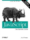 Javascript : Definitive Guide (6TH 11 Edition)