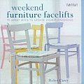 Weekend Furniture Facelifts 50 Great Ways to Update Your Furnishings Hamlyn Home & Crafts