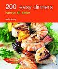 200 Easy Dinners