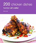 200 Chicken Dishes (Hamlyn All Color 200)