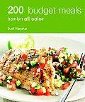200 Budget Meals (Hamlyn All Color 200)