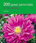 200 Great Perennials