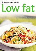 Low Fat (Pyramid Cooking Paperback)