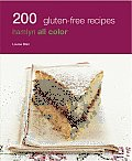 200 Gluten Free Recipes: Hamlyn All Color Cover