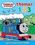 Thomas 123 Thomas & Friends
