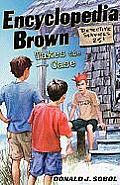 Encyclopedia Brown #10: Encyclopedia Brown Takes the Case