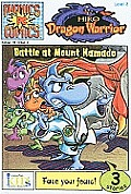 Phonics Comics - Level 2 #18: Hiro Dragon Warrior: Battle at Mount Kamado