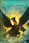 Percy Jackson & the Olympians #03: The Titan's Curse Cover