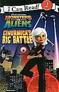 Ginormica's Big Battle (Monsters vs Aliens)