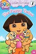Ready-To-Read Dora the Explorer - Level 1 #20: The Puppy Twins