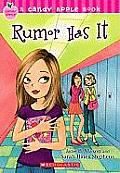 Rumor Has It (Candy Apple Books)