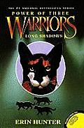 Long Shadows (Warriors: Power of Three) Cover
