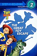 The Great Toy Escape (Step Into Reading - Level 2 - Quality)