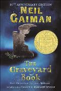 The Graveyard Book Cover
